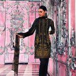Gul Ahmed Luxury Eid Festival Dresses 2018 (33)