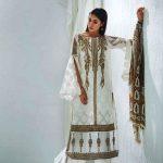 Gul Ahmed Luxury Eid Festival Dresses 2018 (36)