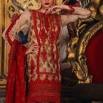 Gul Ahmed Luxury Eid Festival Dresses 2018 (37)