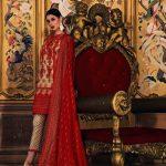 Gul Ahmed Luxury Eid Festival Dresses 2018 (38)