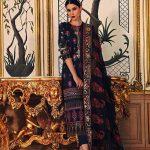 Gul Ahmed Luxury Eid Festival Dresses 2018 (44)