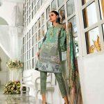Gul Ahmed Luxury Eid Festival Dresses 2018 (7)