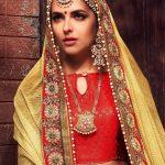 Indian Wedding Saree Trends 2018 (1)