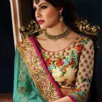 Indian Wedding Saree Trends 2018 (10)