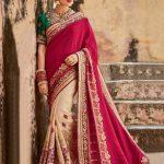 Indian Wedding Saree Trends 2018 (13)