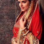 Indian Wedding Saree Trends 2018 (2)