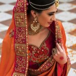 Indian Wedding Saree Trends 2018 (3)