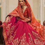 Indian Wedding Saree Trends 2018 (7)