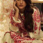 Manara Kurti Pajama Collection 2018 By Maria Asif Baig (10)