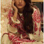 Manara Kurti Pajama Collection 2018 By Maria Asif Baig (11)