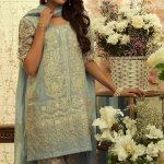 Manara Kurti Pajama Collection 2018 By Maria Asif Baig (12)