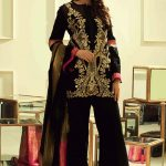 Manara Kurti Pajama Collection 2018 By Maria Asif Baig (7)