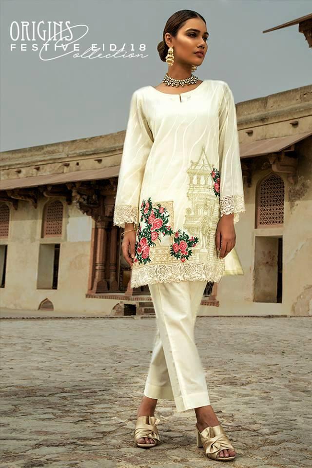 Origins Eid Dresses Festive Designs 2018 (1)