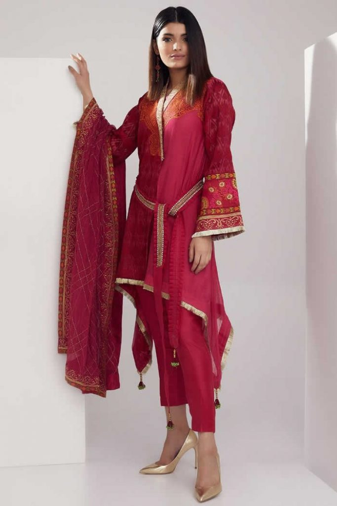 Ready To Wear Dresses Summer Collection 2018 By Khaadi