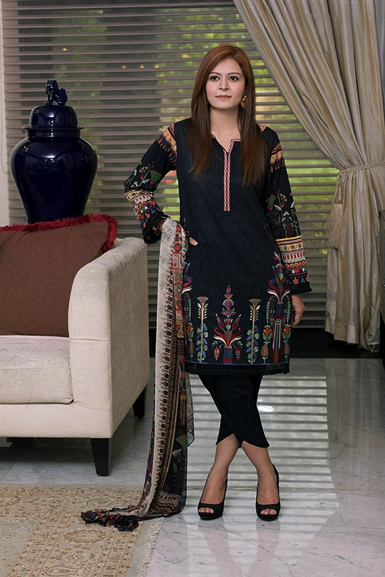 Summer 2018 Khas Lawn For Khas Womens (7)