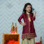 Teen Age Girls Eid Dresses Collection 2018 (2)