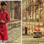Urban Studio Men Dresses Eid Collection 2018 by Ismail (1)