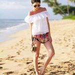 BEAUTIFUL BEACH THEME PARTY DRESS IDEAS 2018