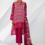 Classic Dresses Collection 2018 By Khaadi (10)