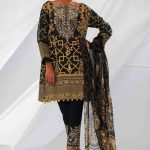 Classic Dresses Collection 2018 By Khaadi (12)