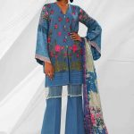Classic Dresses Collection 2018 By Khaadi (18)
