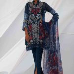 Classic Dresses Collection 2018 By Khaadi (9)