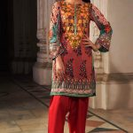 Embroidery Lawn Collection 2018 By Warda Kashmiri (2)