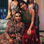 Syra Shahroze & her Sister Palwasha Yousaf at Friend Wedding (15)