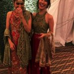 Syra Shahroze & her Sister Palwasha Yousaf at Friend Wedding (2)