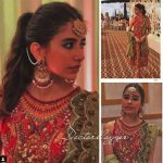 Syra Shahroze & her Sister Palwasha Yousaf at Friend Wedding (21)