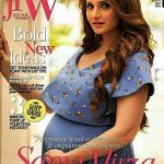 To be mommy Sania Mirza cover Shoot for Just Women Magazine (6)