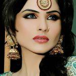 latest trend of N-Pro Nabila Salon Bridal Makeup & Hair Styles