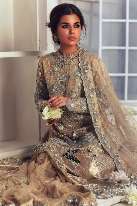 Bellissima Luxury Embroider Collection By Sana Abbas (8)