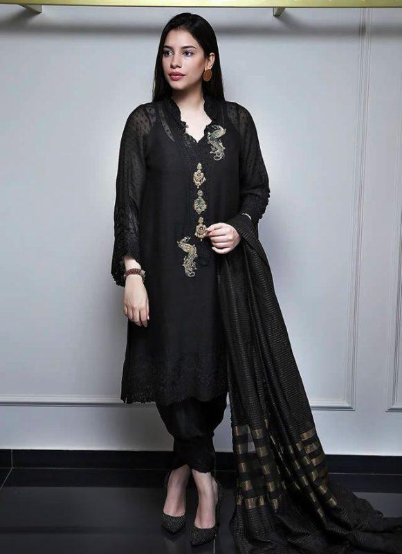 Luxury Pret Wear Collection 2018 By Farah Talib Aziz (1)