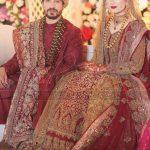Saba Faisal's Son Salman Faisal Wedding Images (12)
