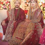Saba Faisal's Son Salman Faisal Wedding Images (32)