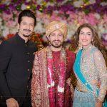 Saba Faisal's Son Salman Faisal Wedding Images (38)