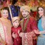 Saba Faisal's Son Salman Faisal Wedding Images (39)