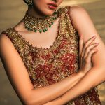 Bridal Dresses Collection Muhabbat 2019 Umsha By Uzma Babar (11)