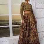 Bridal Dresses Collection Muhabbat 2019 Umsha By Uzma Babar (14)