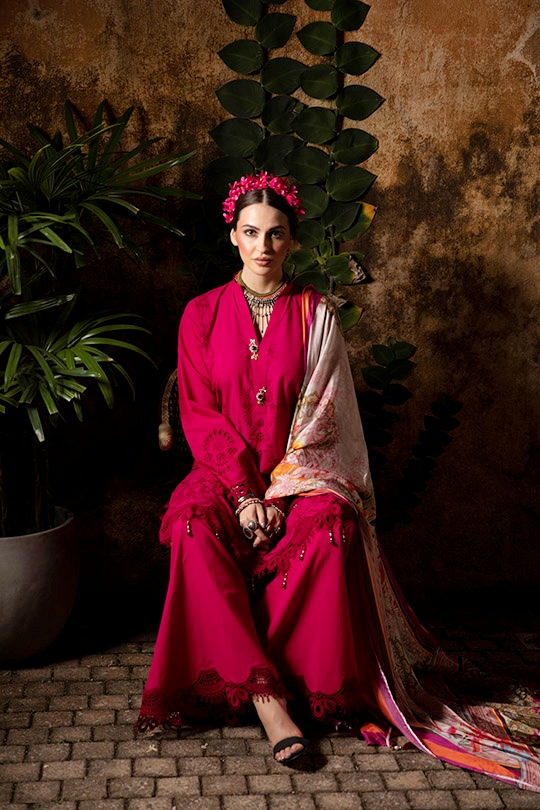 Lawnkari Summer Lawn Fever Collection Image's (1)