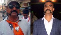 The false Abhinandan of BJP urging Indians to vote for Modi's party goes viral