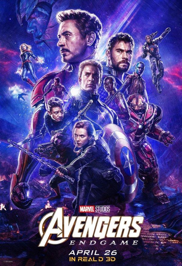Avengers Endgame Official Trailer (1)