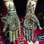 Bridal Hands Mehndi Designs Collection 2019 (5)