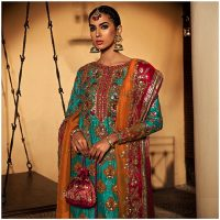 Ronaq Dreamy Bridal Couture Collection 2019 By Ammara Khan (2)
