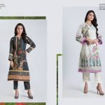 Bonanza Satrangi Eid Festive Two & Three Piece Collection 2019 (11)