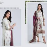 Bonanza Satrangi Eid Festive Two & Three Piece Collection 2019 (24)