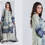 Bonanza Satrangi Eid Festive Two & Three Piece Collection 2019 (32)