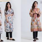 Bonanza Satrangi Eid Festive Two & Three Piece Collection 2019 (41)