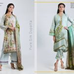 Bonanza Satrangi Eid Festive Two & Three Piece Collection 2019 (43)